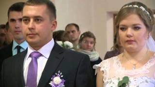 свадьба с использованием брендов Борисовского района