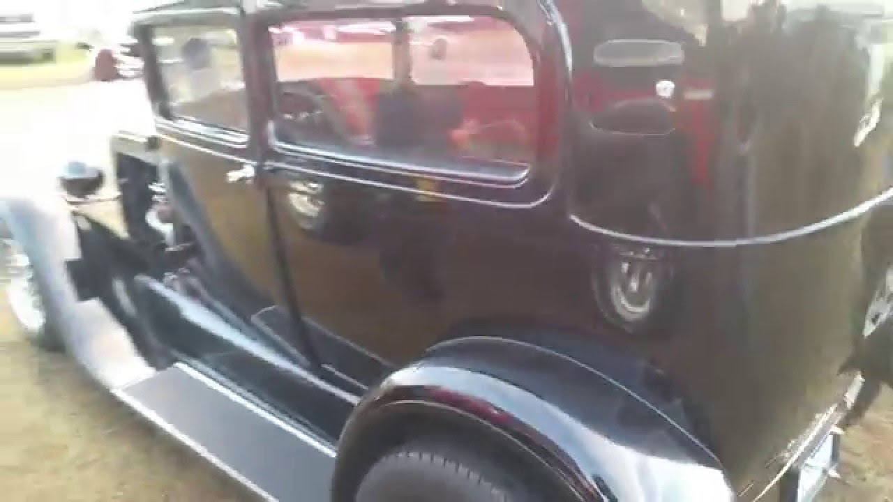 1928 model a street rod for sale or trade $39900 - YouTube