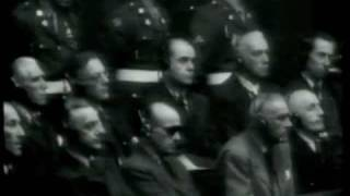 Nuremberg Day 218 Judgments