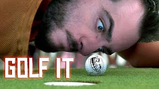 LA CARRERA POR LOS PIRATAS | GOLF IT #RAGEDUELS Vs None, Zellen y Iozan