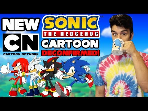 sonic the hedgehog cartoon network