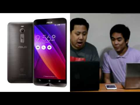 Cherry Mobile Selfie Review, ASUS Zenfone 2 & Samsung Galaxy A Series - The CP Republic