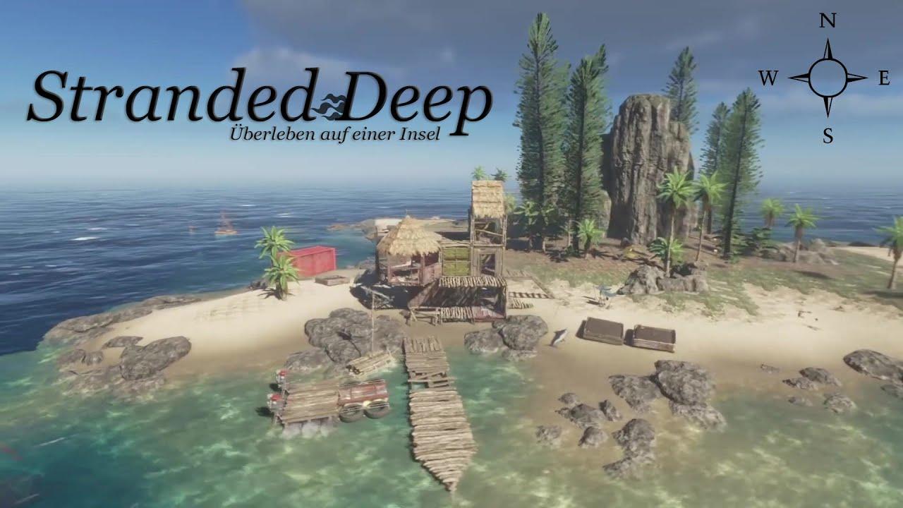 überleben Auf Einer Insel