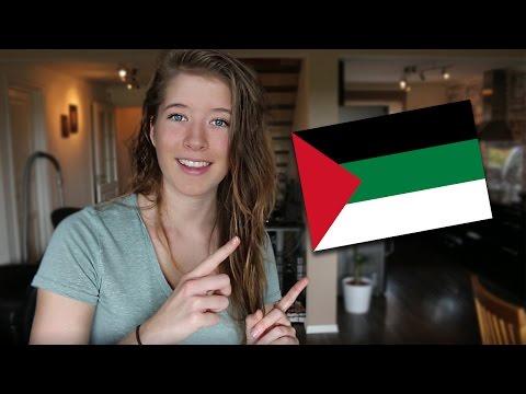SPEAKING ARABIC!