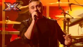 Выступление группы Антитіла. Х-фактор-7. Третий прямой эфир от 19.11.2016