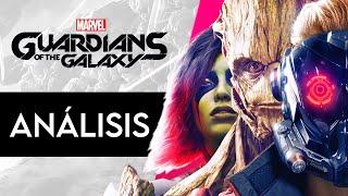 ANÁLISIS de Marvel's Guardian of the Galaxy: INESPERADA y GRATA SORPRESA