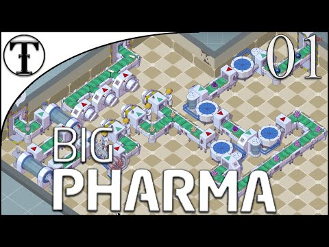 Tutorials are Boring Part 1 :: Big Pharma Episode 1