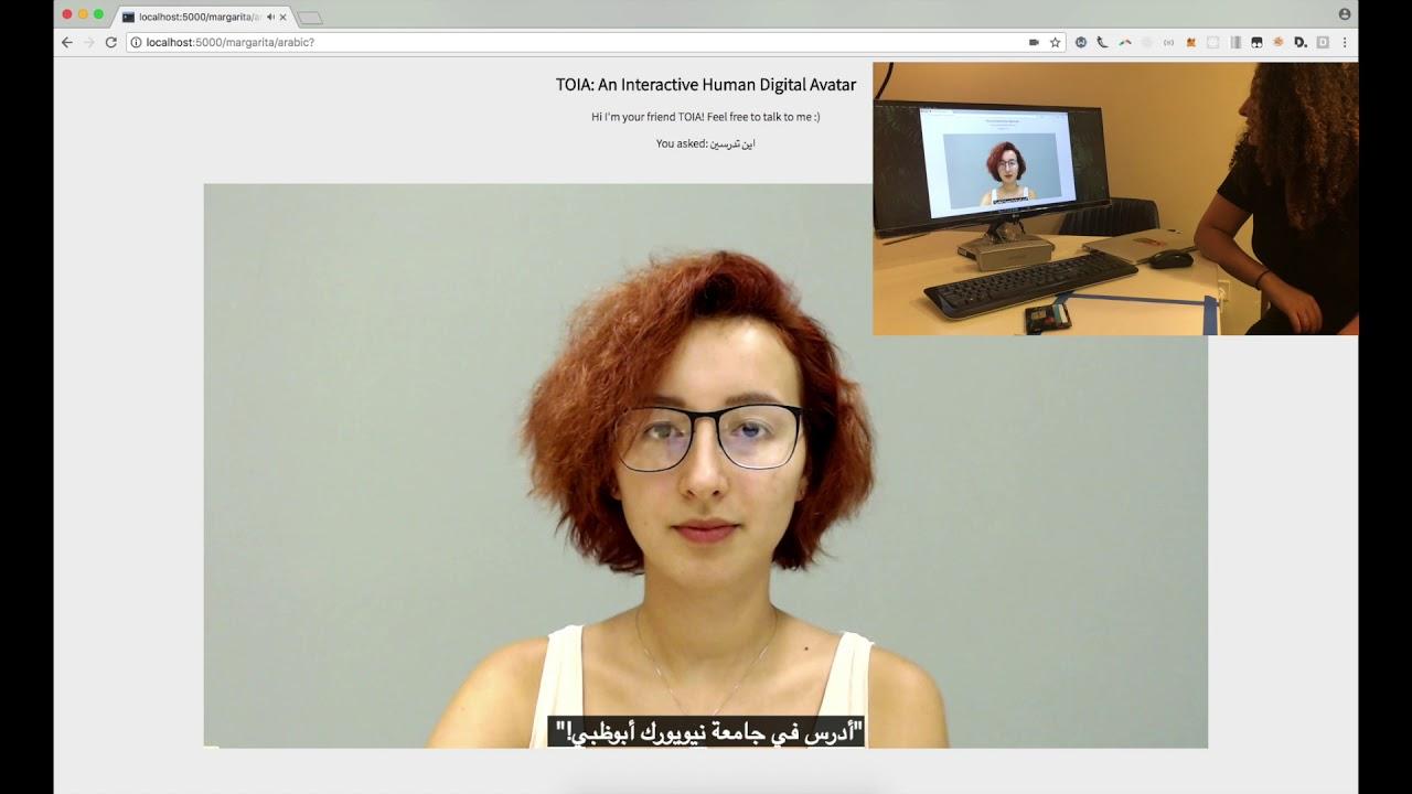 Arabic Natural Language Processing - NYU Abu Dhabi