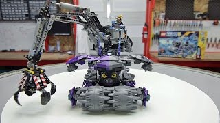 Remote Control Robotic Claw - LEGO - Beyond the Instructions – Ep 10