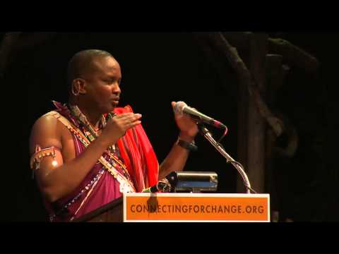 CFC Keynote - Shani - Maasai Culture, Conservation Tourism and Climate Change | @marioninstitute