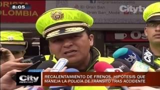 Citytv: Tragico accidente de camión deja 10 personas fallecidas