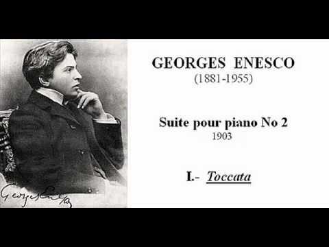 Georges Enesco - Suite pour piano No 2 Op. 10