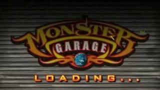 monster garage level 2 car part 1