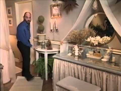 Seaside Apartment Bedroom Makeover -- Christopher Lowell