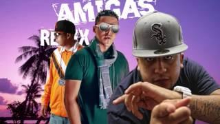Carlitos Rossy Ft Gotay, Ñengo Flow - Amiga Remix