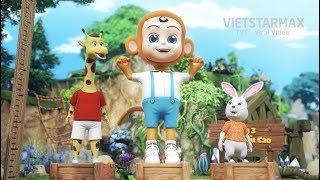 VIETSTARMAX   Phim quảng cáo TVC 3D BIOFILL KIDDY   3D animation   Phim hoạt hình cho trẻ biếng ăn