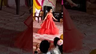 Yashi jain- my kid dance  performance at mahila sangeet