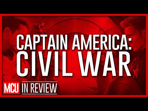 Captain America: Civil War - Every Marvel Movie Reviewed & Ranked