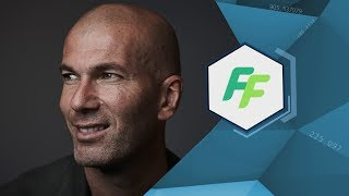 Zinedine Zidane - The Best FIFA Men's Coach 2017