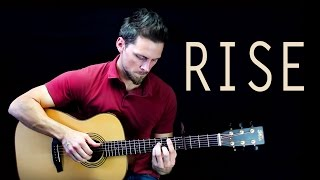 Rise Katy Perry Solo Fingerstyle Guitar Version.mp3