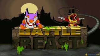 Battle Beast gameplay (PC Game, 1995)