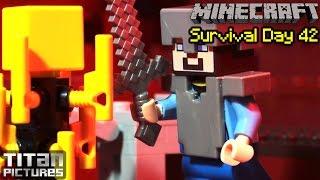 Lego Minecraft Survival 42