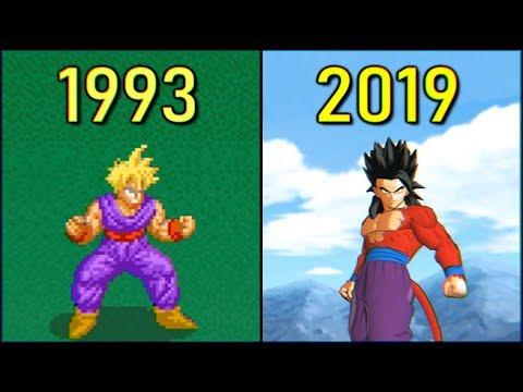 Evolution Of Gohan 1993-2019 【孫悟飯】