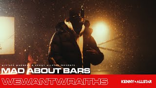 wewantwraiths - Mad About Bars w/ Kenny Allstar (Special) | @MixtapeMadness