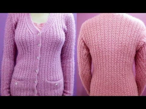 Easy Sweater Design - KNITTING ART [HINDI]