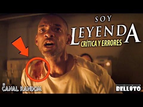 Movie Mistakes I am Legend (Spanish Audio)