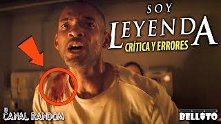 Errores de películas Soy Leyenda Review Crítica y Resumen PQC