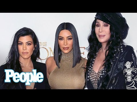 Kim Kardashian & Cher Support Armenian Genocide Film 'The Promise' At Premiere | People NOW | People