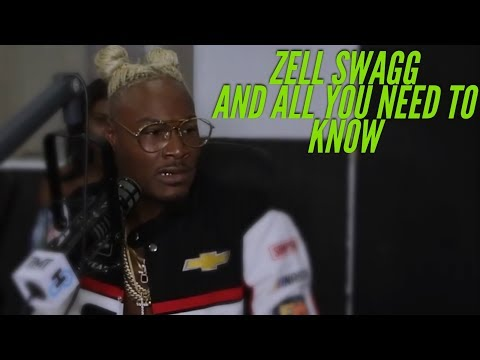 ZELL SWAG OPENS UP ABOUT  HIS HUGE CRUSH ON CHRIS BROWN /PAST RELATIONSHIPS/ AND MORE