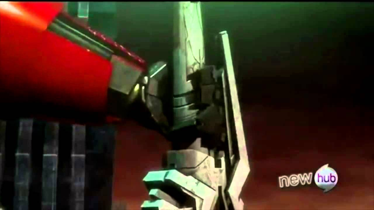 Optimus Prime: Hero (Skillet Legion of Doom Remix)