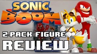 Sonic Boom Action Figure 2-Pack: Knuckles & Tails Review