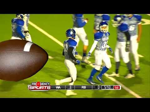 Football - RB vs. Wheaton Academy - 10-12-18