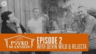 Q-dance and Psyko Punkz present: Psyko Mansion | Episode 2