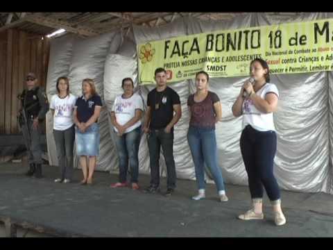 Dia Nacional Contra Abuso Sexual de Crianças e Jovens é celebrado nesta quinta 18 em Confresa