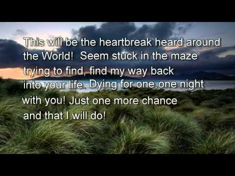 Jacob Latimore feat. T-Pain - Heartbreak Heard Around the World (lyrics)