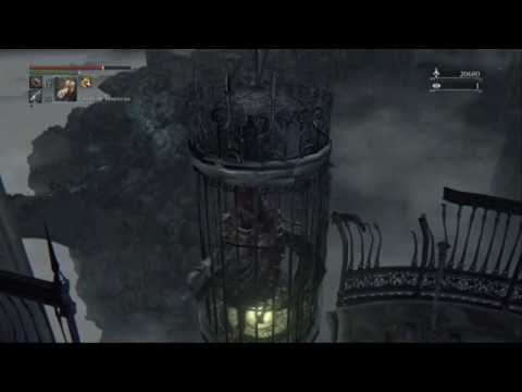 Let's Play FR Bloodborne Part 25 - Le loft de Mergot et un b