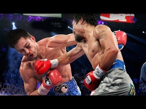 Manny Pacquiao vs Chris Algieri HIGHLIGHTS