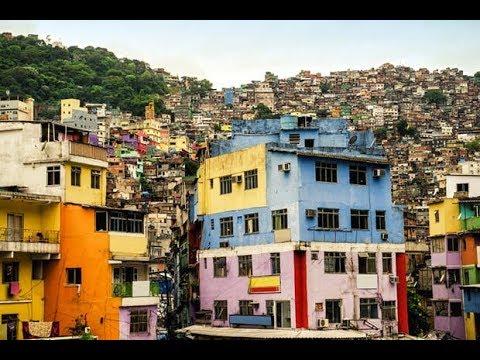 Brazilian favela - local builder's & the master planner