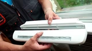 видео Вентиляция в панельном доме. Устройство вентиляции в панельном доме. |