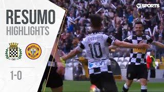Highlights   Resumo: Boavista 1-0 Nacional (Liga 18/19 #29)