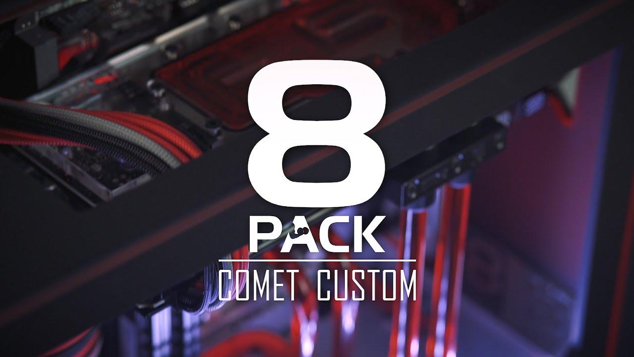 8Pack: Custom Comet by Overclockers UK