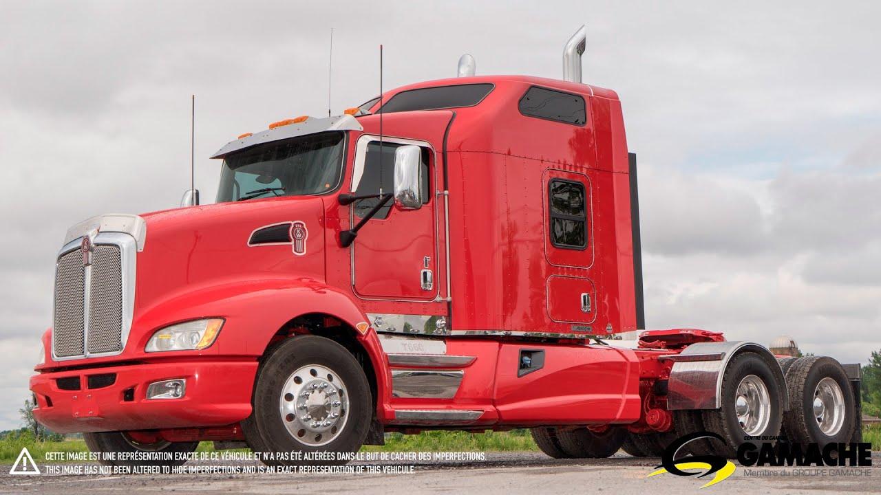 2013 kenworth t660 truck for sale youtube. Black Bedroom Furniture Sets. Home Design Ideas