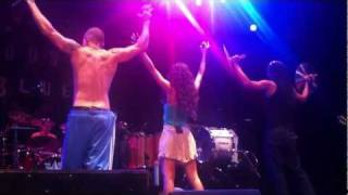 CALLE 13 - FIESTA DE LOCOS Orlando, House of Blues 3/25/11 HD