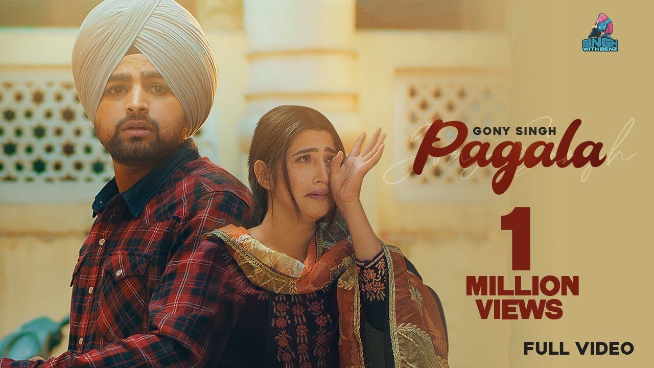 Download Pagala ( official video )   Gony singh   Nav Prince   The Ruff   Singhwithbenz   Targetdigital