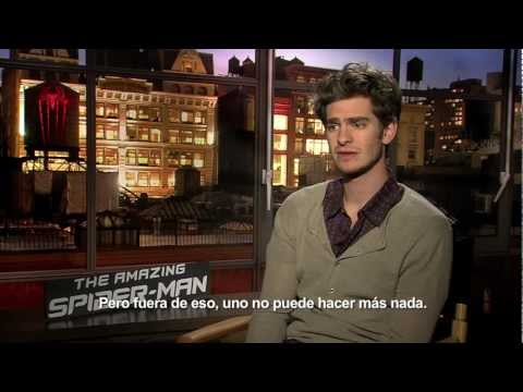 Exclusiva Entrevista con Andrew Garfield -...