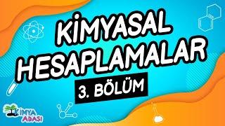 G5- KİMYASAL  HESAPLAMALAR - 3. Bölüm